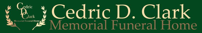 Cedric D. Clark Memorial Funeral Home | Meridian, MS | 601-485-4021